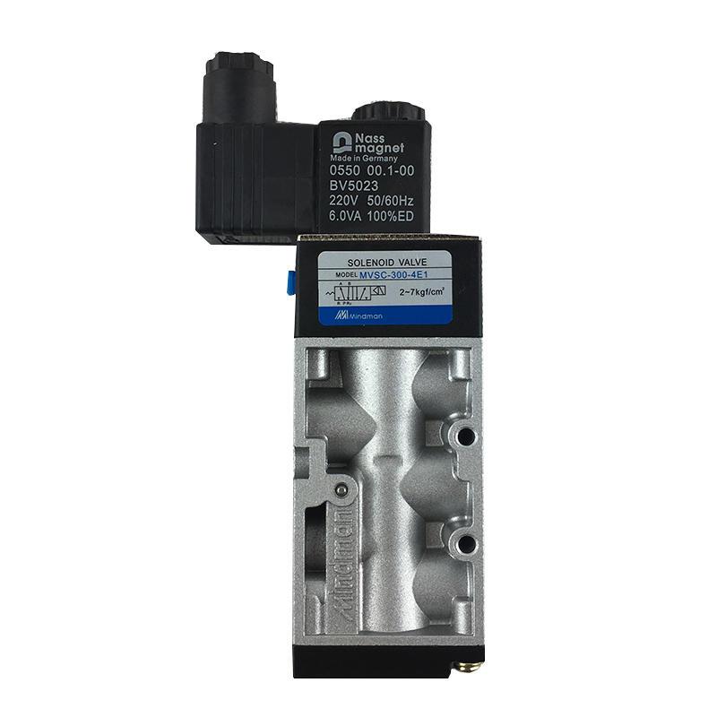 MVSC-300-4E1Actuatorindustrial equipment 220V Pneumatic solenoid valve