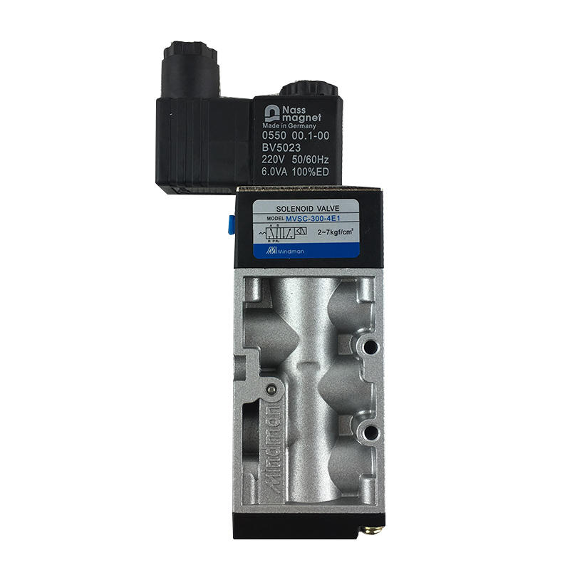 MVSC-300-4E1Actuatorindustrial equipment 220V Pneumatic solenoid valve