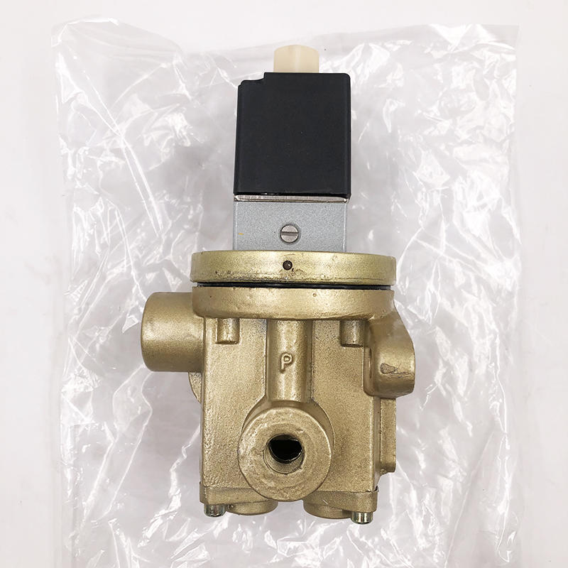K25JD-08BWair solenoid valve Shut-off valve For Non-corrosive Gases Solenoid valve