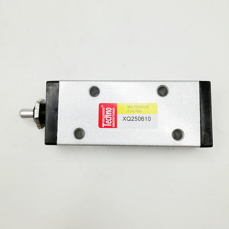 Textile industryXQ250610 Environment-friendly Solenoid valve Air Control Valve DC24V solenoid electric valve