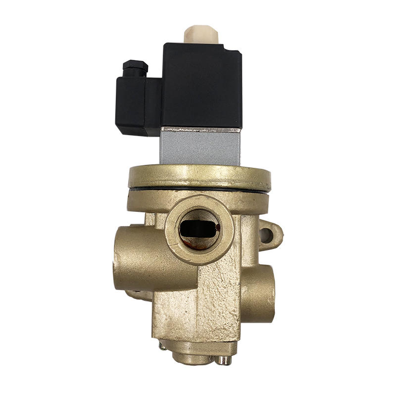 K25JD-08BWair solenoid valve Shut-off valve For Non-corrosive Gases Solenoid valve