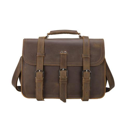 2020 Messenger Bag for Men and Women Travel Shoulder Leather Bags
