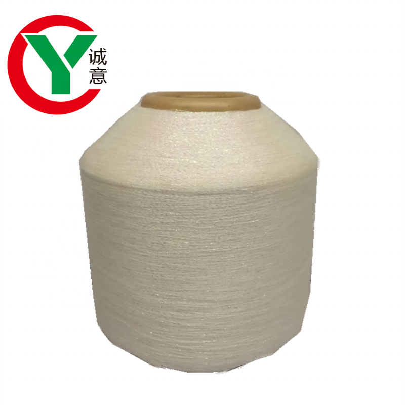 factory price mx type metallic yarn gold and silver color thread