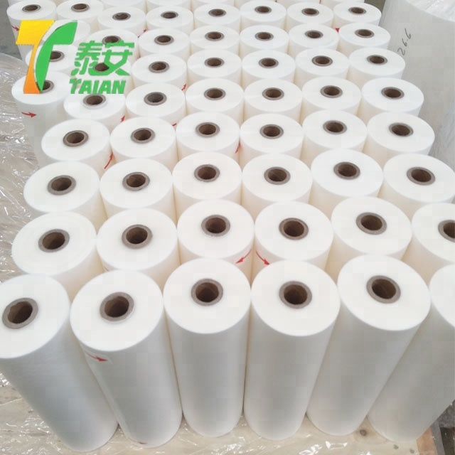 Printable Velvet BOPP Thermal Lamination color Soft Touch Film