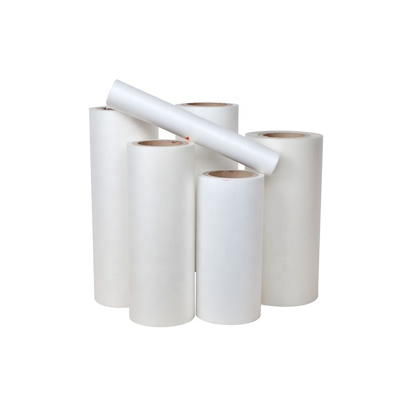 BOPP film Soft Touch Thermal Lamination Film Velvet black color Sample Roll