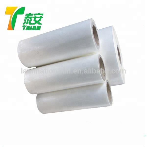 High Class Bopp Soft Touch Silk Thermal Lamination Film For Luxury Package