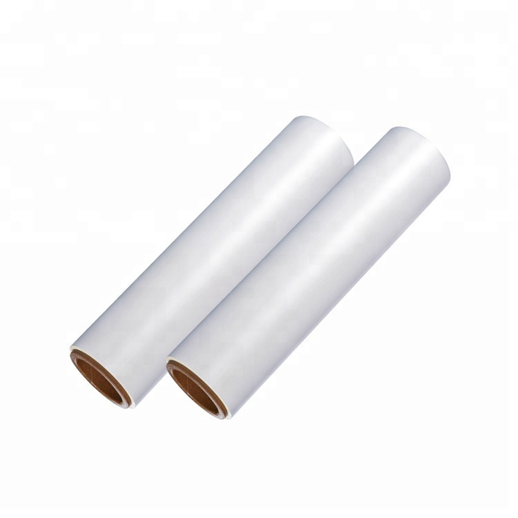 Bopp Velvet Silk Thermal Lamination Soft Touch FilmMatte Lamination Film For Luxury Package /Printing
