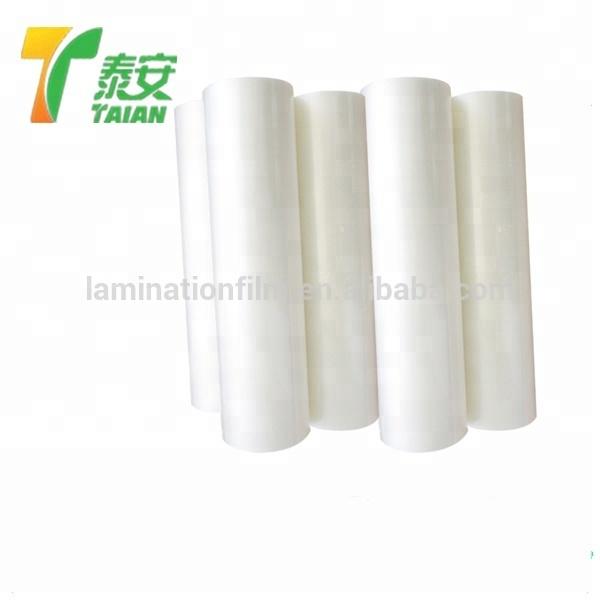 Velvet Bopp Thermal lamination film