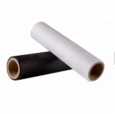 Bopp Velvet silk soft touch laminated thermal film for luxury package