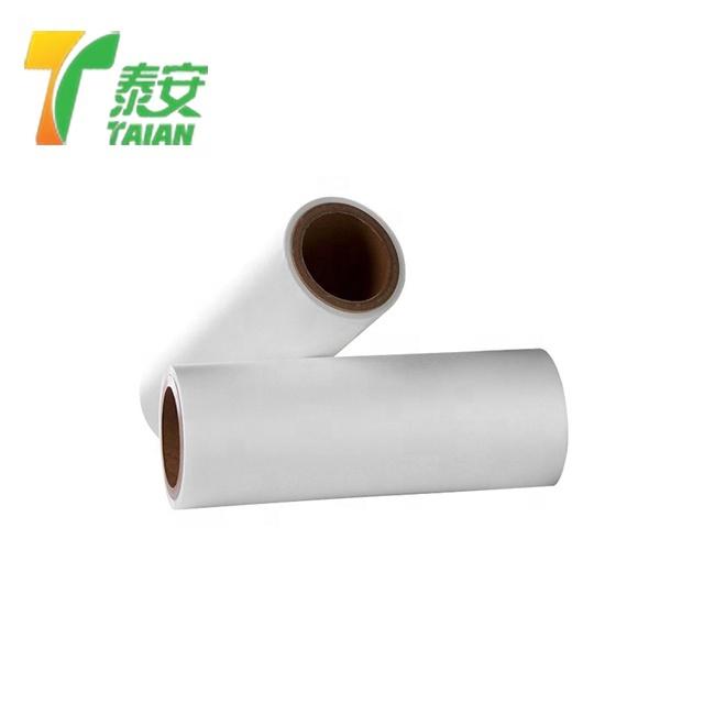 China wholesale BOPP transparent matte soft touch velvet thermal lamination film