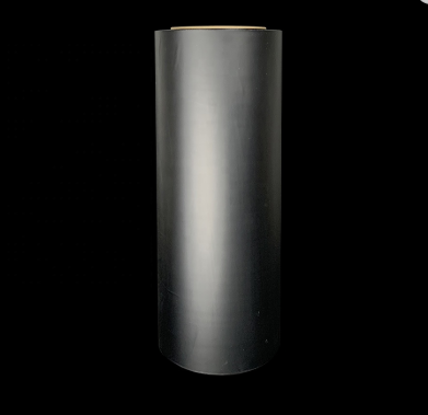 Bopp black thermal lamination film two sides corona treatment for packaging