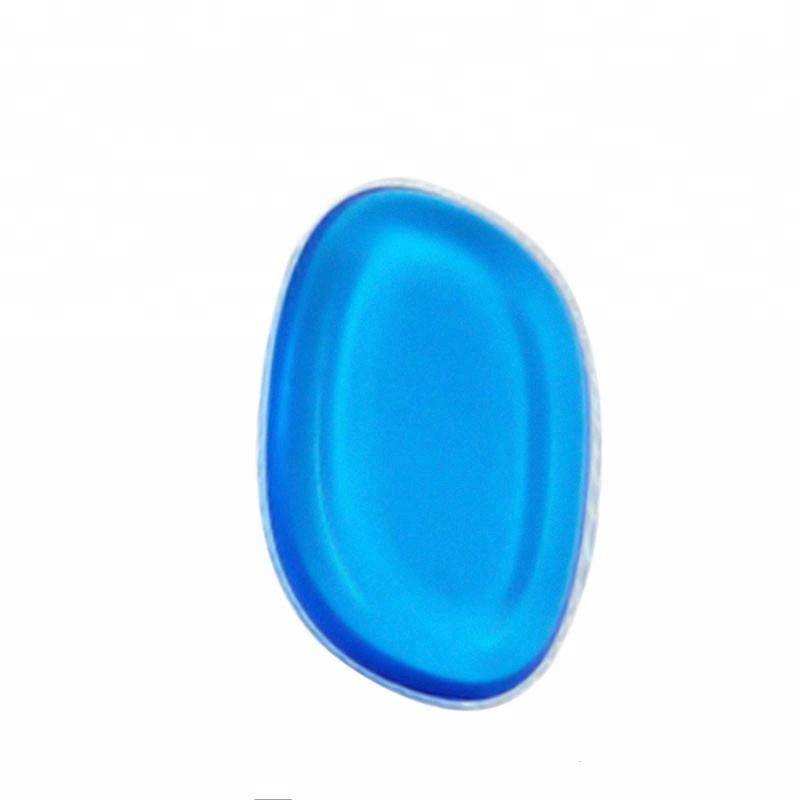 Private Label Customized packing silicone blender makeup Sponge