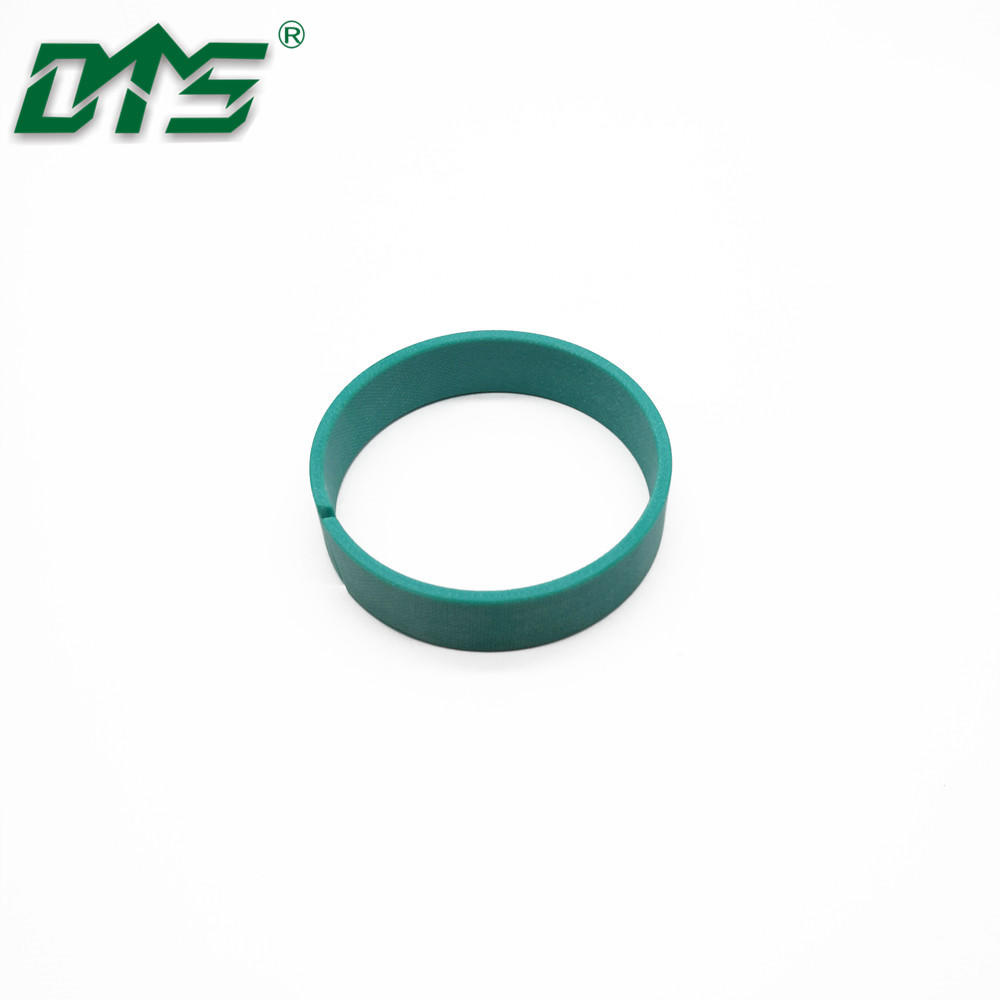 Hydraulic cylinder phenolic fabric resin wear ring piston guiding ring seals