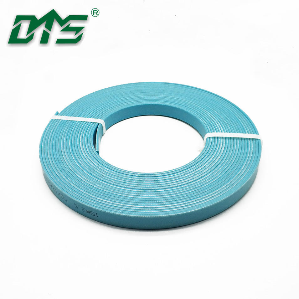Hard Blue Phenolic Resin Piston Guide Ring for Construction Machinery