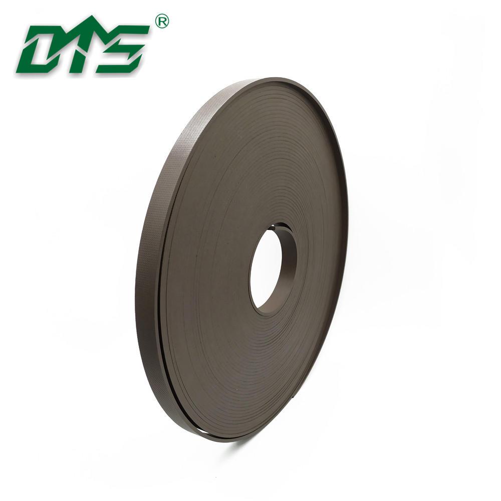 Hydraulic Brown Knurling Bronze PTFE Wear Band