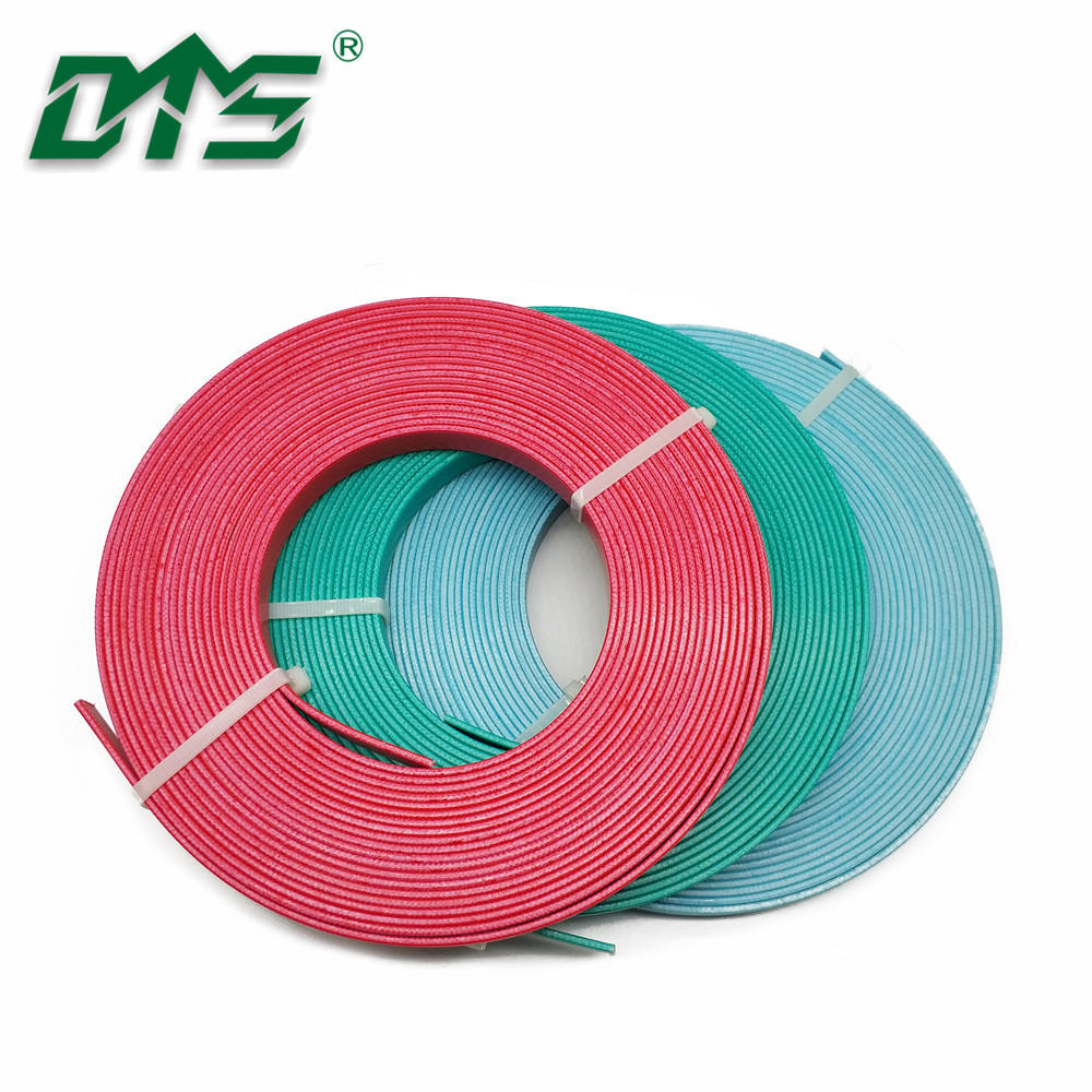 High Pressure Hydraulic Phenolic Resin Fabric Guide Tape