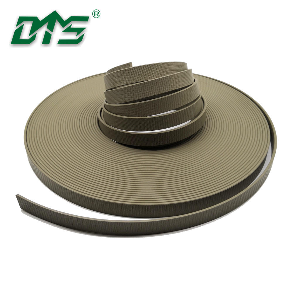 Hydraulic elements bronze PTFEGreen Color Guide sealing tape GST