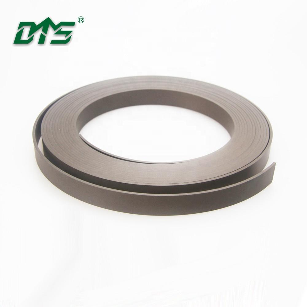 40% bronze filled PTFE wear guide ring for hydraulic pneumatic cylinder