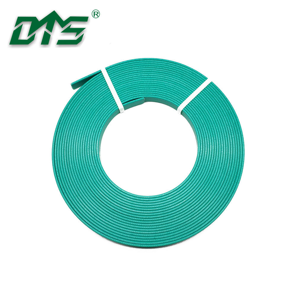 Green Phenolic Resin Hard Guide Strips For Heavy Duty Hydraulic Cylinder