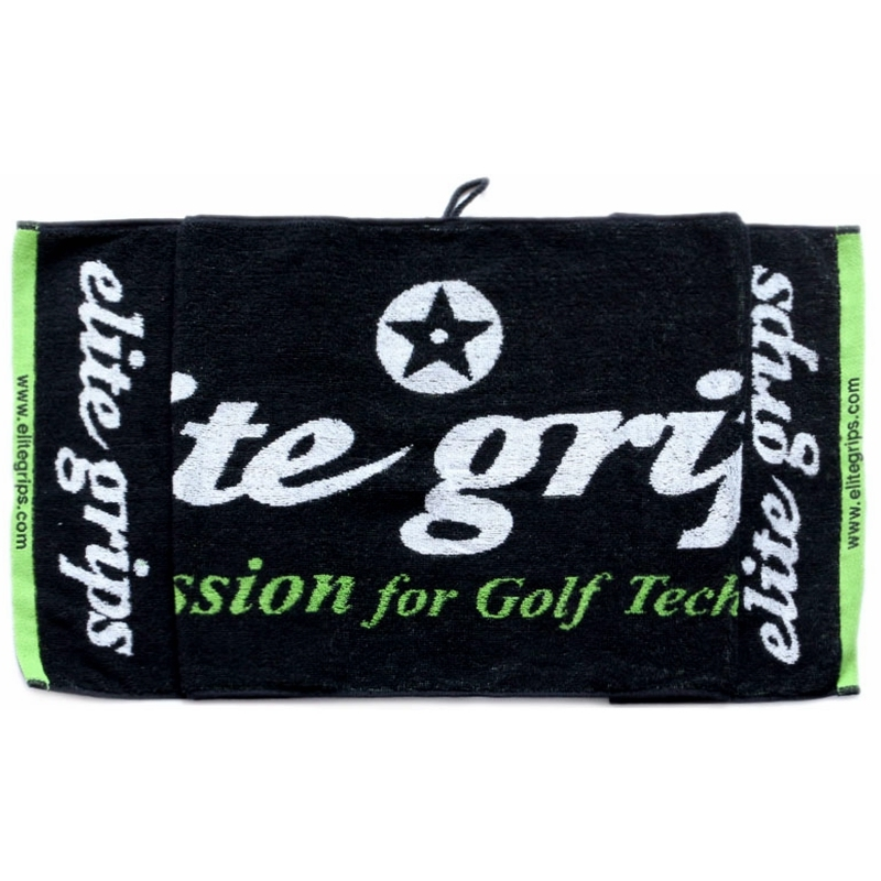 custom 100% cotton jacquard sportstowelwith logo embroidered golf towel