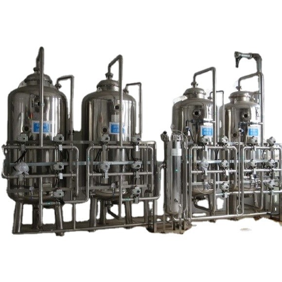 Energy saving liquid soap production line / Liquid detergent production line