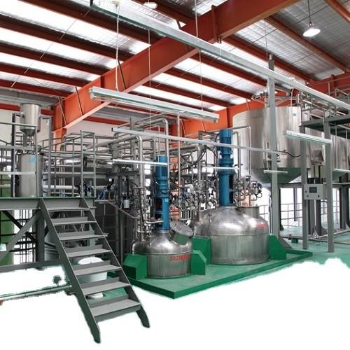 Liquid Soap Plant /Liquid detergent automatic making machinery/ Laundry powder production line