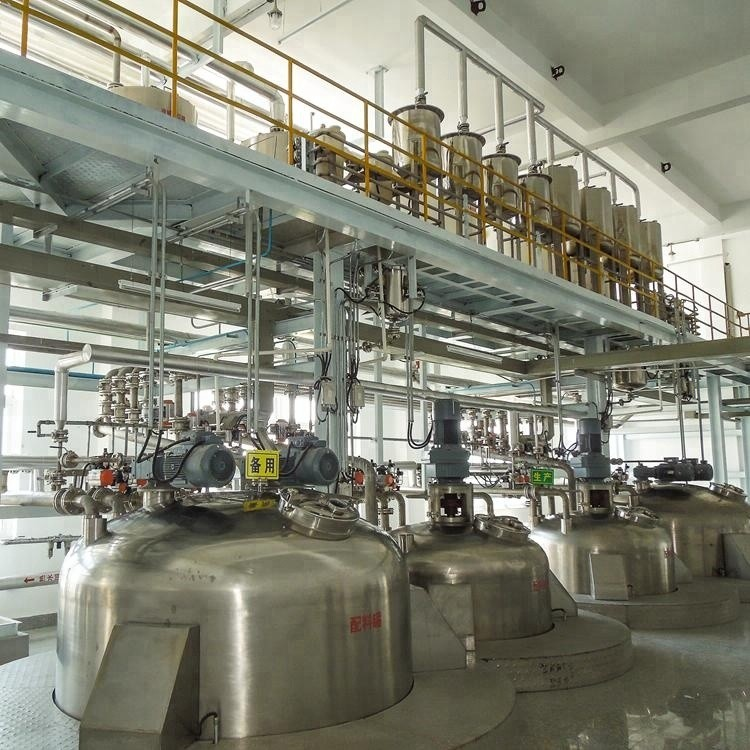 TurnkeyLiquid Detergent Plant /Turnkey Project Liquid Detergent Making Machine/Liquid Detergent Production Line
