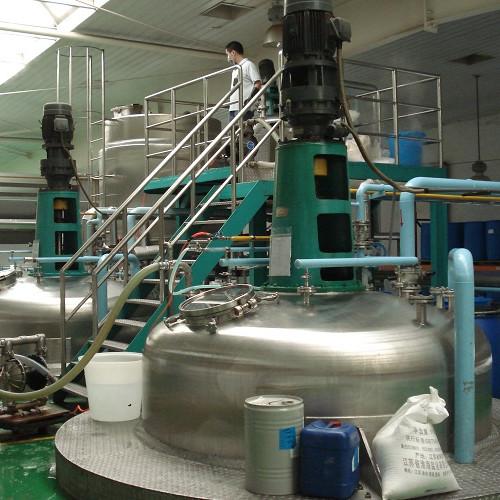 Energy savingliquid detergent plant / Liquid soap automatic making machine / Dishwashing liquid production equipment
