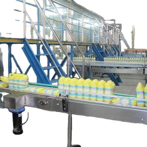 Liquid Detergent Plant/ Dishwashing Liquid Manufacturing Line/ Liquid Soap Production Equipment