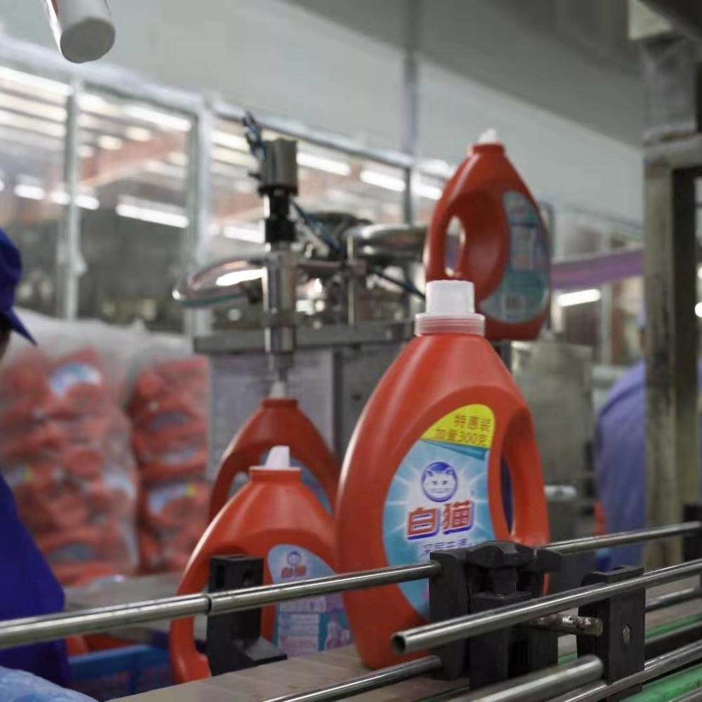 Rapid assembly,High return,Cost saving,Flexible manufacturing,Liduid soap,Liquid detergent production line,plant