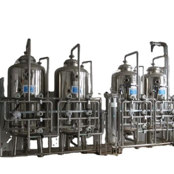 Turnkey project liquid floor cleaning making machine/ liquid detergent plant / Liquid soap production line