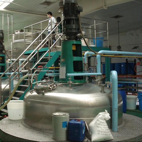 Low Investment Liquid Soap plant , Liquid Washing Products Making Machine , Dish Washing Liquid for Daily Chemical Products