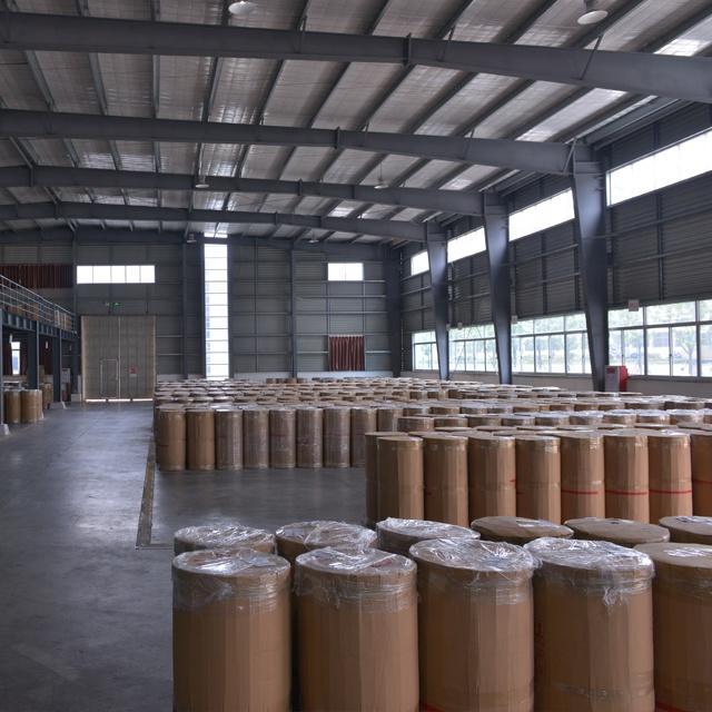 Semi-finished products masking tape jumbo roll (YY-6357)