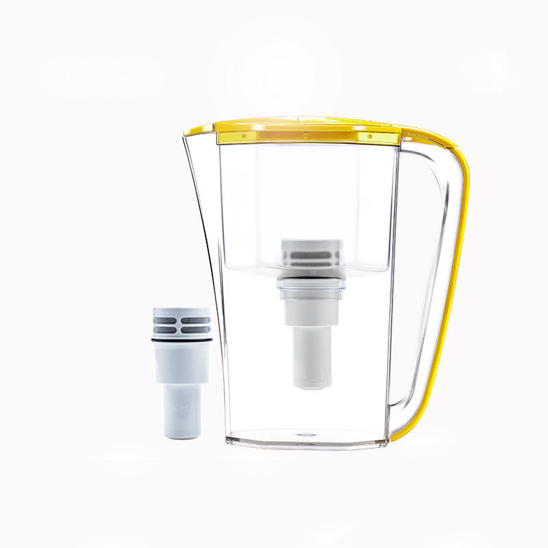 3.5L Water Pitcher Pure drinking Water Filter Kettle with Filter Element