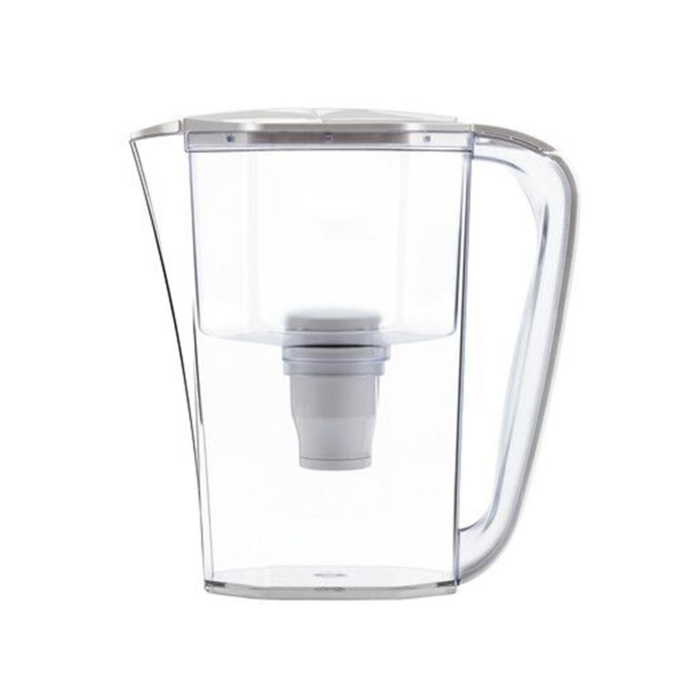 Hot sale household portable fast alkaline plastic filtering water filter jug
