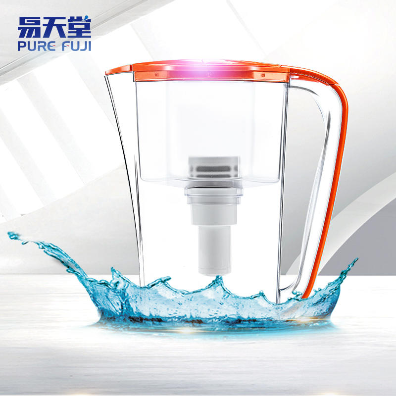 2020 household replacement water pitcher filter with uf water filter