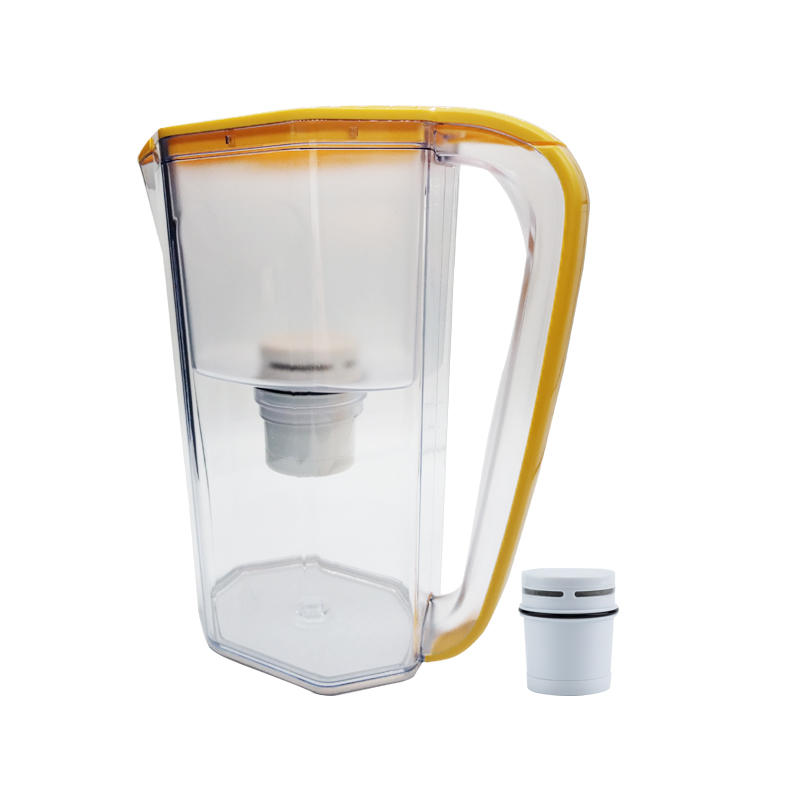 Good quality countertop water filter kettle with activated carbon filter