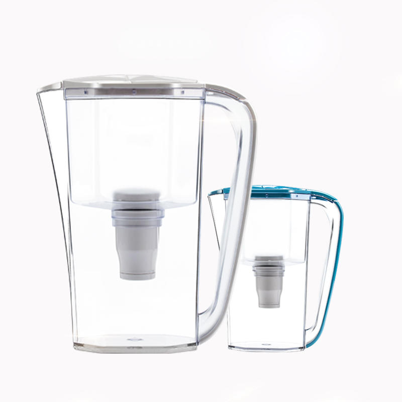 Pollution-free water purification kettle good choice for gift without soaking