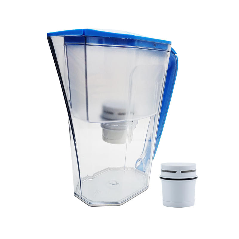 mini desktop water dispenser water filter jug with activated carbon