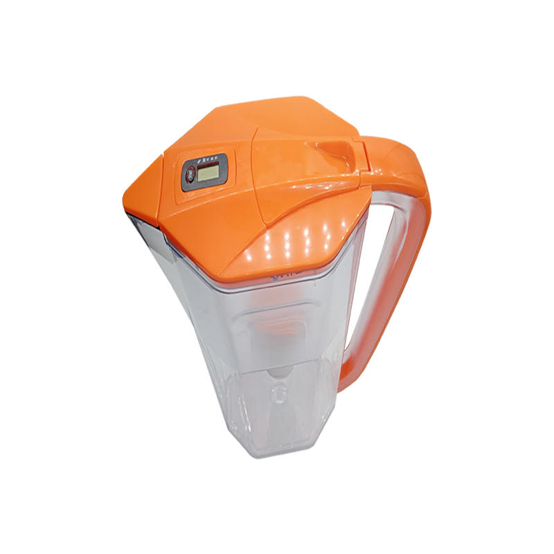 Orange factory directly sale water purifier filter mug good for gift