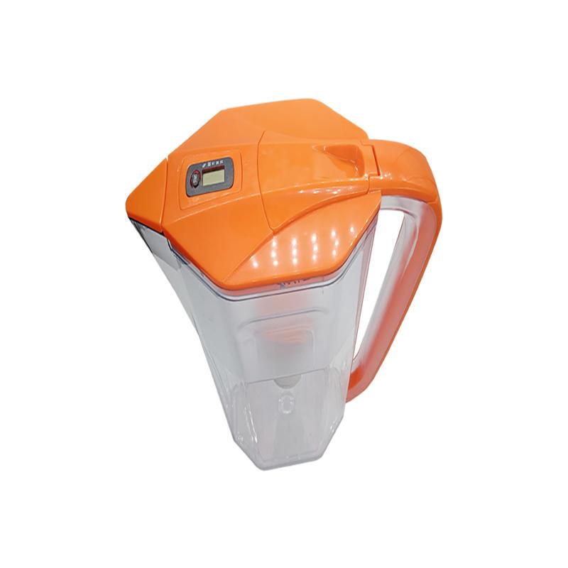 Orange factory directly sale water purifier filter mug good for gift