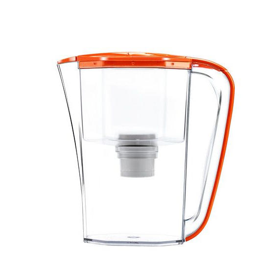 Manufacturer Activated Carbon and ion exchange resin Water Filter Kettle