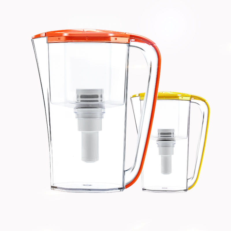 High-end 3.5L Water Purifier Super Filter Kettle with Multi Effect Filters