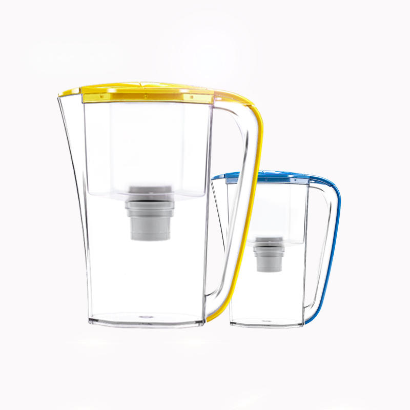 3.0L Household Pitcher Water Filters Purifier Kettle With Filter Water Purification Jug Container