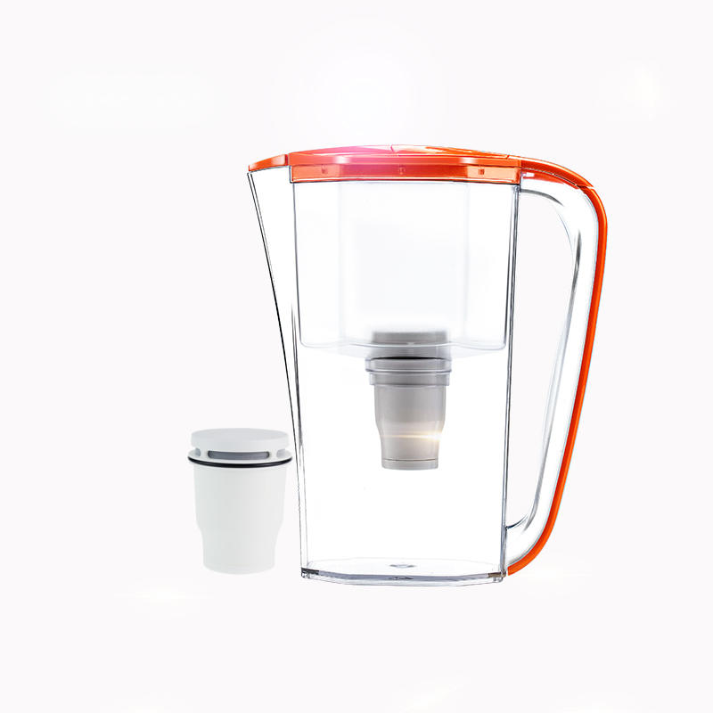 Plastic good quality water purification jug with uf membrane home use
