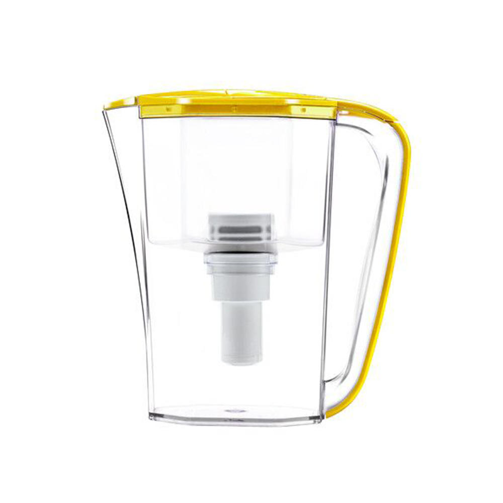 Fast flow Drinking container plastic water purifier filter jug