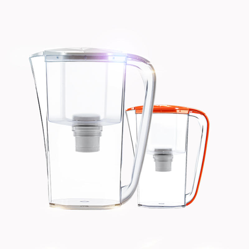 Supply High Quality And Low Price Water Filter Pitcher With High Filtered Effect water filter pitcher