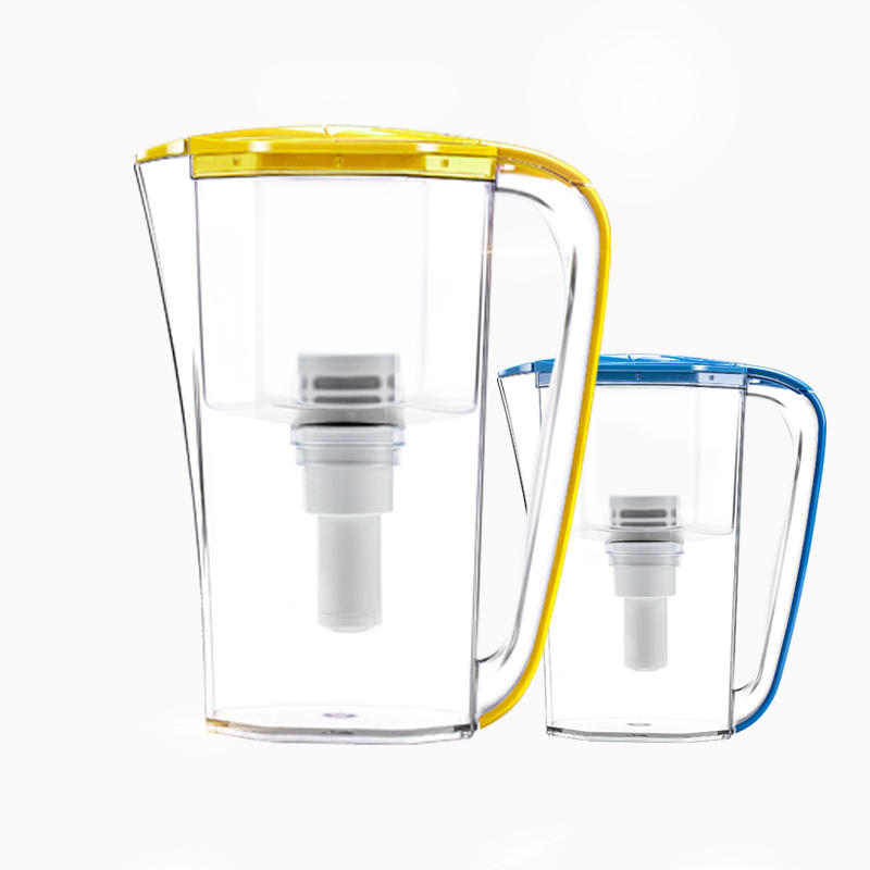 Home directly drink pure water filter jug/ water purifier pot with uf membrane