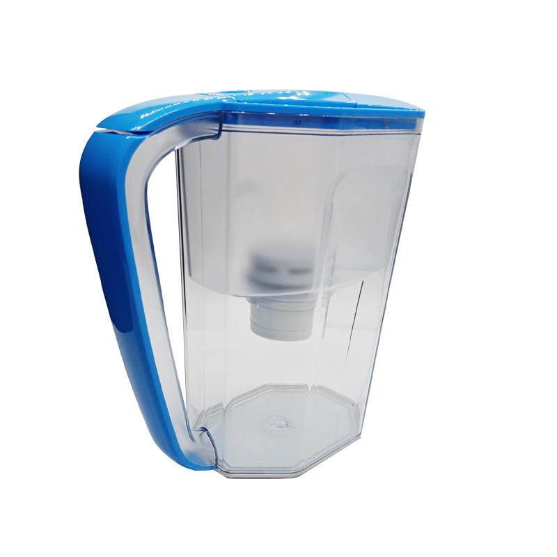 Hot sale healthy home use water filter jug with manufacturer price