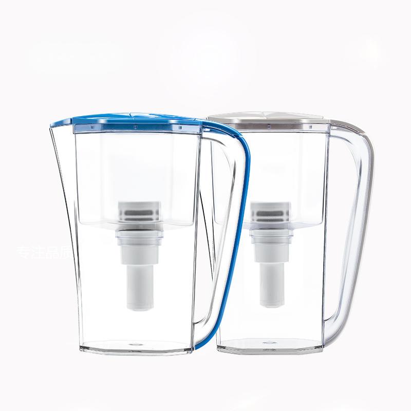 2500ml large water kettle straight plastic promotion jug